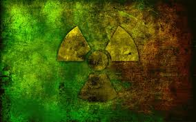 spooky symbols dark radiation nuclear symbols color apocaly tech horror creepy