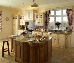 english country style kitchen traditional with yellow front
