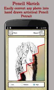 pencil sketch pencil camera android apps on google play