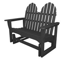 Patio Glider Bench Classic Glider 48