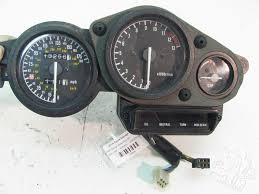1990 1997 1991 yamaha fzr600 gauge assembly speedometer tachomet