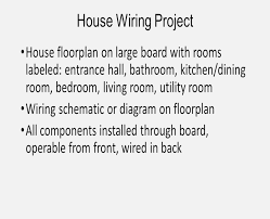 residential wiring diagrams for bathroom residential wiring