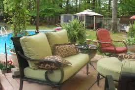 Patio Chair Cushions Sunbrella Replacement Outdoor Chair Cushions Canada Patio Furniture