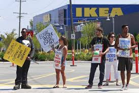 richmond ikea union rejects latest offer the globe and mail