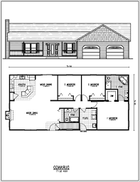 home design floor plans for house open with cost to ranch style