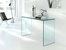 petit bureau en verre petit bureau en verre ikea console socialfuzz me