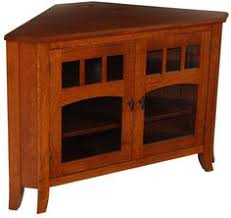 mission style corner tv cabinet royal mission corner tv stand corner tv stands pinterest