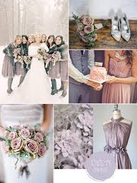 wedding ideas for winter purple hues for winter wedding color ideas and bridesmaid dresses