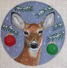 peterson stitch ups needlepoint ornament kit https