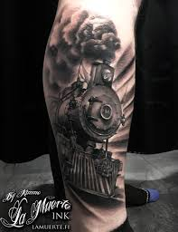 billedresultat for traditional train tattoo tattoos pinterest
