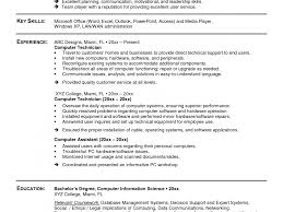 exles of outstanding resumes outstanding sle resume foruter technician hardware resumes ojt