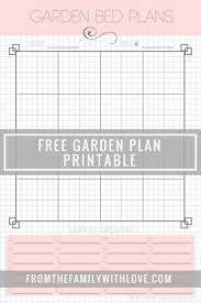 Beginner Vegetable Garden Layout by Best 25 Square Foot Gardening Planner Ideas On Pinterest