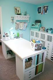 Room Desk Ideas 180 Best Office Craft Room Images On Office Decor