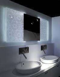 Heated Bathroom Mirror by Best 25 Backlit Bathroom Mirror Ideas On Pinterest Backlit