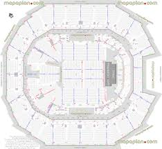 time warner center floor plan time warner cable arena detailed seat row numbers end stage