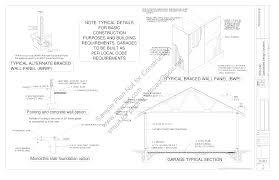 download pdf barn plan sample g339 52 u0027 x 38 u0027 barn plan