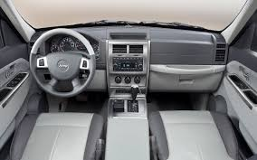jeep compass rear interior jeep liberty compact suv car pictures