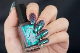 nail art u0026 review lady queen stamping plate na0548 mermaid