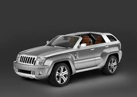 convertible jeep black its sort of a jeep grand cherokee concept with a t top cars