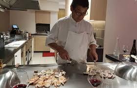 le chef en cuisine le chef kazumi picture of kazumi angers tripadvisor