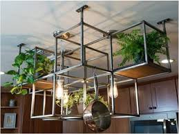 homemade pot racks