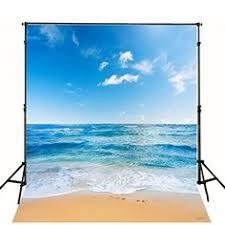 Wedding Backdrop Amazon 10x10 Ft Tropical Beach Backdrop Wedding Photography Wallpaper