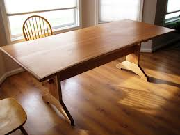 Living Edge Dining Table by Live Edge Cherry Dining Table