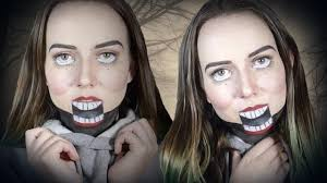 ventriloquist doll creepy halloween tutorial youtube
