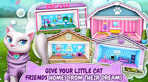 Princess Home Decoration Games Pet Cat House Decoration Games Android Apps On Google Play