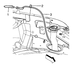 repair instructions windshield washer hose replacement 2005