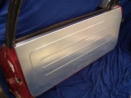 mustang door panel rod fabrications custom aluminum panels for fox 79 93