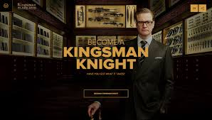 20th Century Fox Gamifies Movie Trailer To Promote U0027kingsman The