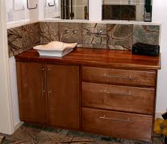 Bathroom Vanities Virginia Beach by Sink Cutouts In Custom Wood Countertops