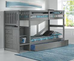 Discovery Bunk Bed 3214 Westport Gray Stair Stepper Bunk Bed Bed Frames Discovery