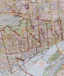 Montreal Canada Map 1911 Montreal Census Map