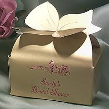 personalized boxes personalized bow top custom favor boxes small gold wedding gifts