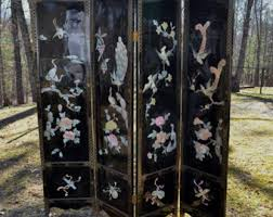 Asian Room Dividers by Room Divider Screen Etsy