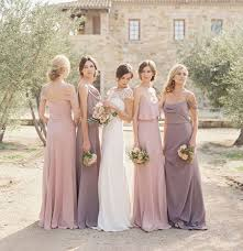 mismatched bridesmaid dresses style tips and 10 best combinations