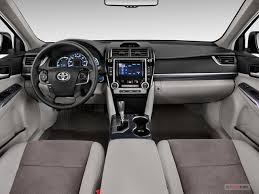 2012 Toyota Camry Se Interior 2012 Toyota Camry Hybrid Prices Reviews And Pictures U S News