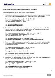 mean mode median range worksheets division worksheet grade 3 5th