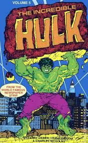 incredible hulk comic books issue 5