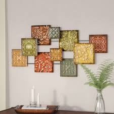 Decoration Ideas For Living Room Walls Wall Décor You Ll Wayfair