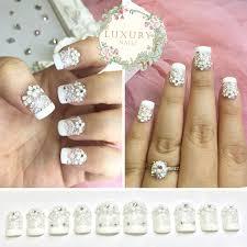 luxury nails wedding health u0026 beauty in jakarta bridestory com