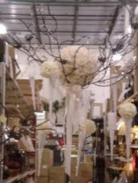 Tree Branch Centerpiece by Manzanita Centerpieces 15 Off Recycled Bride Wedding