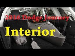 Dodge Journey Interior Lights Dodge Journey 2016 Interior Youtube