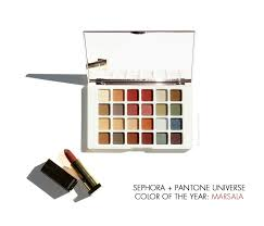 pantone universe archives the beauty look book