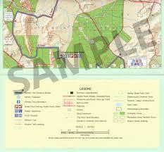 Lebanon Hills Map Kidman Trail Map Set The Friends Of The Heysen Trail
