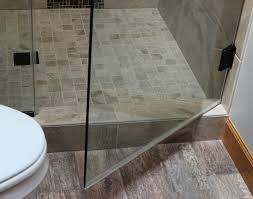 Shower Door Bottom Sweep With Drip Rail Types Of Shower Door Sweep Replacements And How To Install Shower