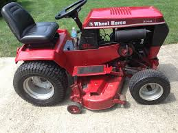 is the toro wheel horse 314 a good tractor wheel horse tractors