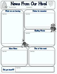 125 best classroom newsletter images on pinterest classroom